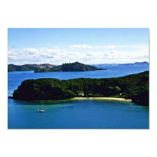 Bay Of Islands, North Island Custom Announcement