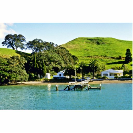 Bay Of Islands, North Island Photo Cut Outs