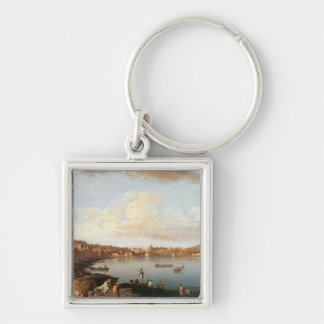 Bay of Naples from the North Keychain