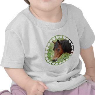 Bay Paso Fino Baby T-Shirt