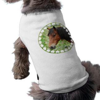 Bay Paso Fino  Pet Shirt
