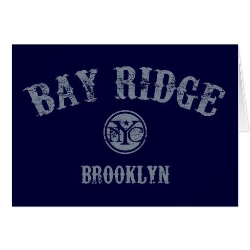 Bay Ridge Card