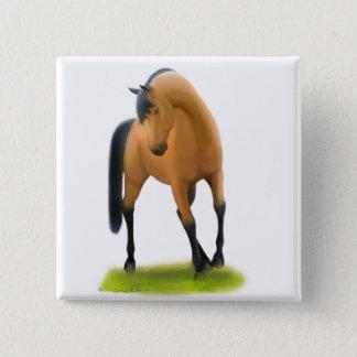 Bay Show Horse Pin