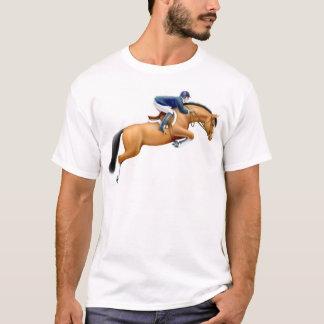 Bay Show Jumper Horse T-Shirt