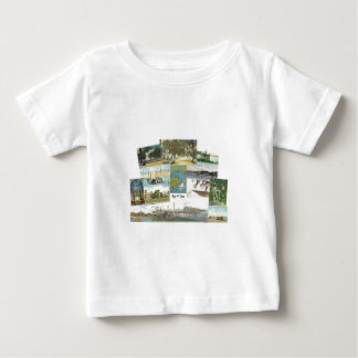 Bay St. Louis Collage Baby T-Shirt