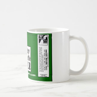 BAY STATE ALE BEER CAN DESIGN COMMONWEALTH BREWING COFFEE MUG