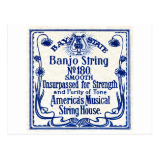 Bay State Strings Postcard