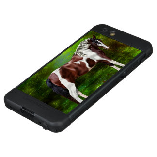 Bay Tobiano Paint Horse LifeProof NÜÜD iPhone 6s Plus Case