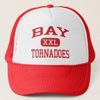 Bay - Tornadoes - High - Panama City Florida Trucker Hat