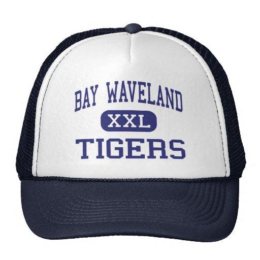 Bay Waveland Tigers Middle Bay Saint Louis Trucker Hats