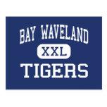 Bay Waveland Tigers Middle Bay Saint Louis Post Card