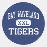 Bay Waveland Tigers Middle Bay Saint Louis Sticker