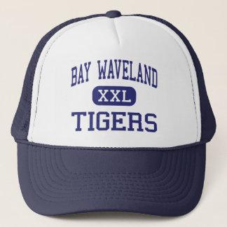Bay Waveland Tigers Middle Bay Saint Louis Trucker Hat