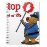 baya el oso libro de apuntes