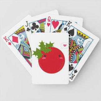 Baya feliz baraja cartas de poker