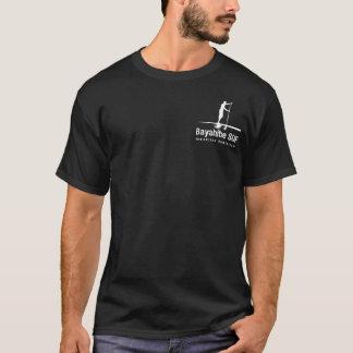 Bayahibe SUP Logo front & back (Dark) T-Shirt