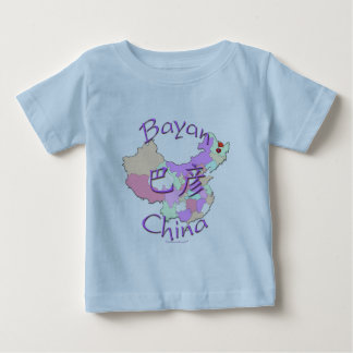 Bayan China Baby T-Shirt