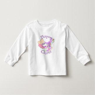 Bayan China Toddler T-shirt