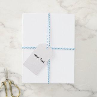 Bayas heladas etiquetas para regalos
