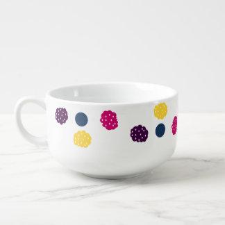 Bayas Tazón Para Sopa