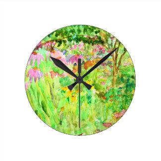 Bayberry at the Arbortum.jpg Round Clock