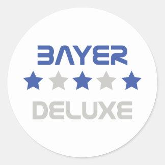 bayer deluxe icon sticker