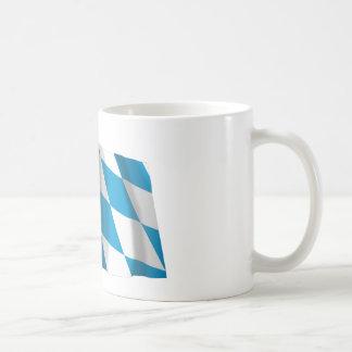 Bayern / Bavaria Flag (Lozengy Version) Coffee Mug