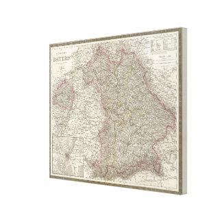 Bayern Gallery Wrap Canvas