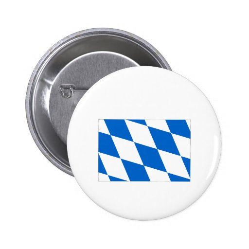 Bayern Flagge Pin Redondo 5 Cm