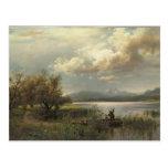 Bayern Landscape, 1856 Postcard