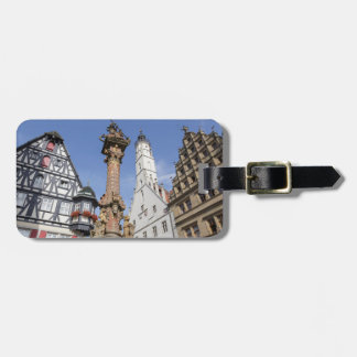 Bayern Rothenburg ob der Tauber Bag Tag