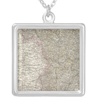 Bayern Silver Plated Necklace