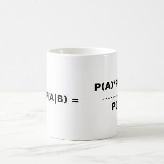 Bayes Theorem Mug