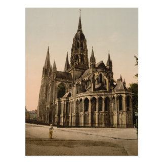 Bayeux Cathedral, Bayeux, France Post Card