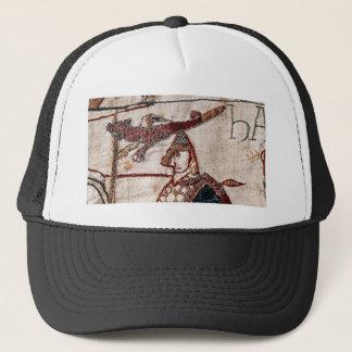 Bayeux Tapestry Banner Trucker Hat