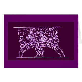 Bayeux Tapestry Card