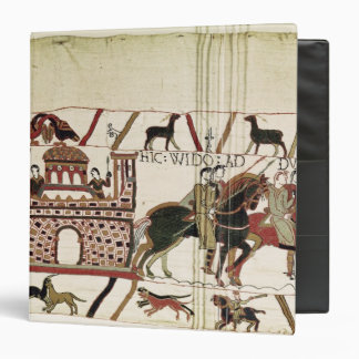 Bayeux Tapestry Earl Harold to Duke of Normandy Binder