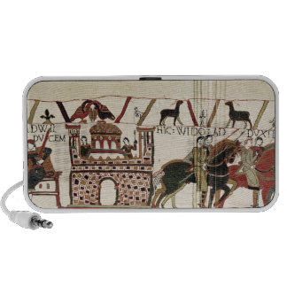 Bayeux Tapestry Earl Harold to Duke of Normandy Mp3 Speaker