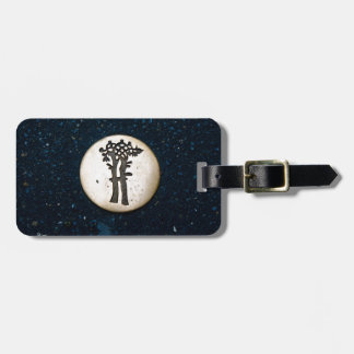 Bayeux Tapestry Tree Travel Bag Tags