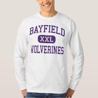 Bayfield - Wolverines - High - Bayfield Colorado T-Shirt