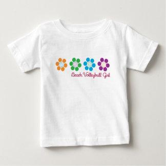 Bayflower Beach Volleyball Baby T-Shirt