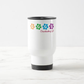 Bayflower Cheerleading Travel Mug