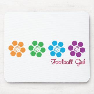 Bayflower Football Mouse Pad