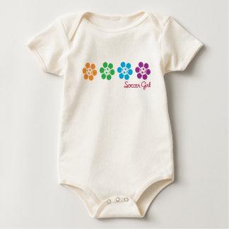 Bayflower Soccer Baby Bodysuit