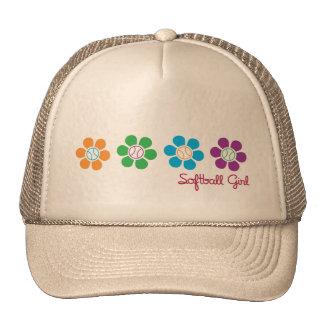 Bayflower Softball Mesh Hats
