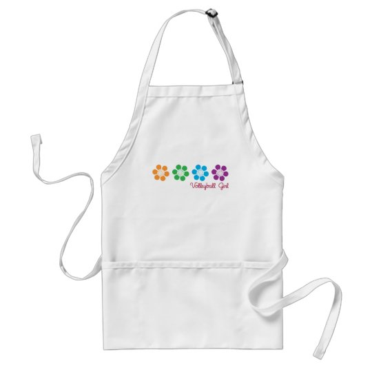 Bayflower Volleyball Adult Apron