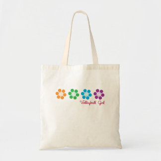 Bayflower Volleyball Tote Bag