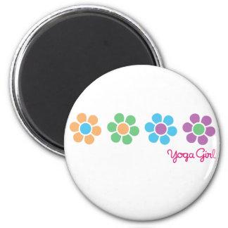 Bayflower Yoga Magnet