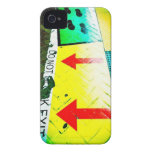 BayGoundstyle Case-Mate iPhone 4 Carcasas