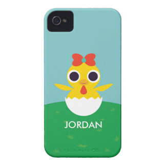 Bayla the Chick iPhone 4 Case-Mate Case